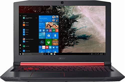"2018 Flagship Acer Nitro 5 15.6"" FHD IPS VR Ready Gaming Laptop, Intel Quad-Core i5-8300H(>i7-7700HQ) 8GB RAM 256GB SSD 4GB NVidia GeForce GTX 1050 Backlit Keyboard USB Type-C Win 10"