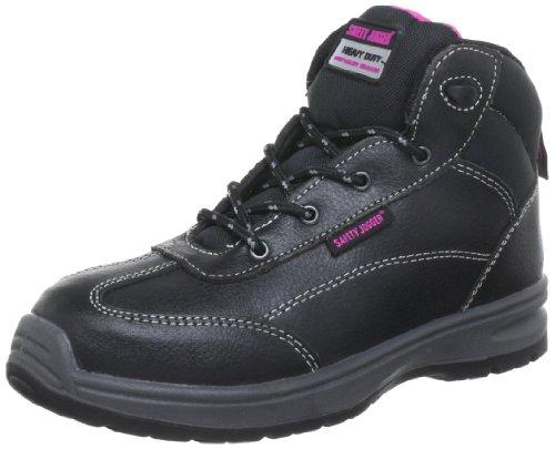 Safety Jogger Force2 Force 2, Unisex-Erwachsene Sicherheitsschuhe, Schwarz (BLK), EU 39