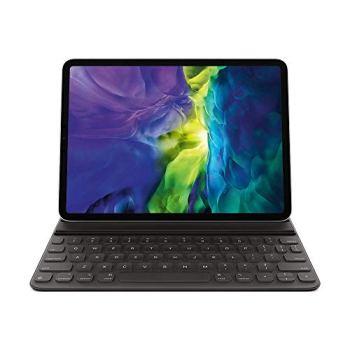 המקלדת הטובה ביותר לאייפד: Apple Smart Keyboard Folio for iPad Air (4th Generation) and iPad Pro 11