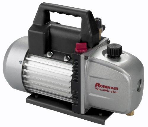 Robinair (15510) VacuMaster Single Stage Vacuum Pump - Single-Stage, 5 CFM