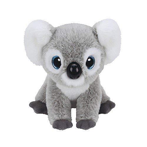 TY - Beanie Babies Kookoo, peluche koala, 15 cm (United Labels Ibérica 42128TY) , color/modelo surtido