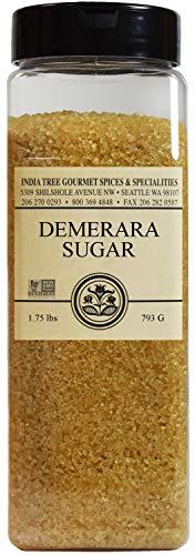 India Tree Demerara Sugar, 1.75 lb