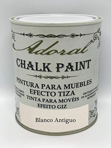 Adoral - Pintura Chalk Paint Pintura a la Tiza Decoración d