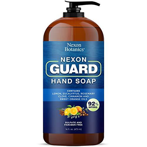 Nexon Guard Hand Soap 16 fl oz - Based on French Thieves Formula...