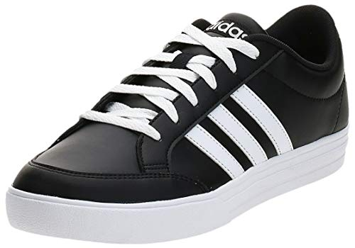 Adidas Men Vs Set Cblack Ftwwht Tennis Shoes-8 UK/India (42 1/9 EU) (BC0131)