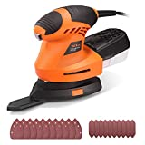 TACKLIFE Detail Sander 1.67A,...