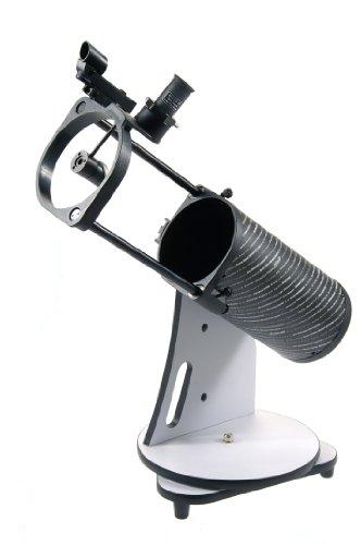 Sky-Watcher Skywatcher Heritage-130P - Telescopio Reflector, Negro