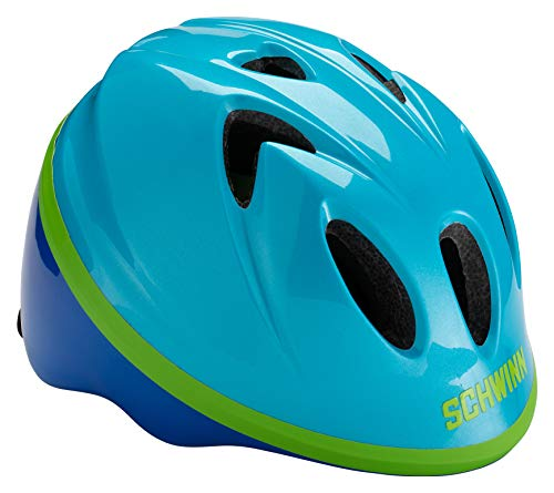 Schwinn Infant Bike Helmet Classic Design, Ages 0-3 Years, Blue (SW80295-2)