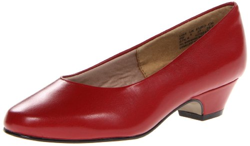 Hush Puppies Angel II Pompe pour femme, rouge (Red Elegance), 37 EU
