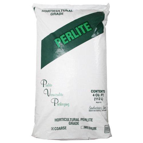 PVP Industries, Inc. Pro4CU105408 Horticultural Coarse Perlite - 4 Cubic Feet