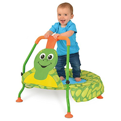 Galt Toys 1004471 - Trampolino per Saltare, per Bambini, Motivo: Tartaruga