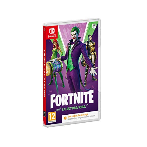 Fortnite The Last Laught - Nintendo Switch