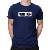 Teeburon Norton The Man The Myth The Legend Camiseta