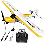 Top Race Rc Plane 4 Channel Remote Control Airplane Ready to Fly Rc Planes for Adults, Stunt Flying...