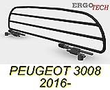Ergotech - Rejilla divisoria RDA65HBG-XS kpg033 para transporte de perros y maletas.