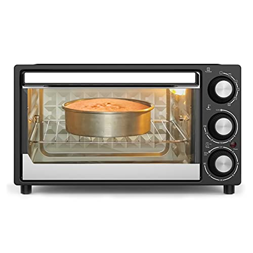 AGARO GRAND 21Litre Oven Toaster Grill Motorised Rotisserie & Convection Cake Baking OTG with 5...