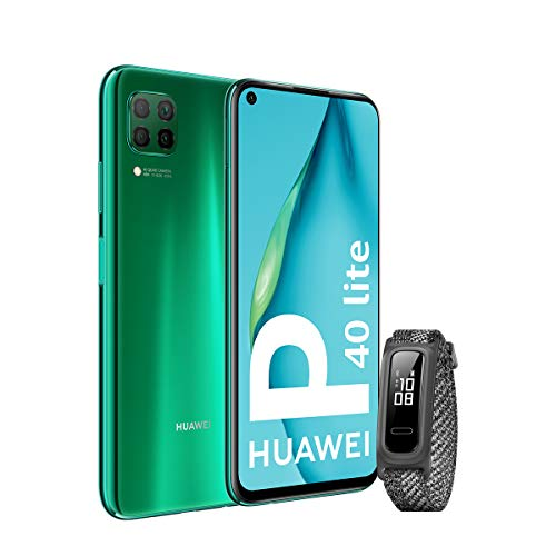 HUAWEI P40 Lite - Smartphone 6.4' (Kirin 810, 6GB RAM, 128GB ROM,...