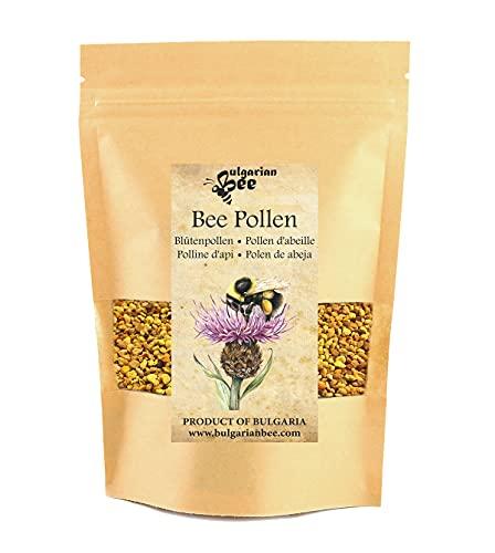 500 gr Polline d'api raccolti da erbe e fiori selvaggi della foresta - Qualit garantita da BulgarianBee