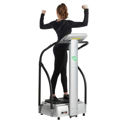 ZAAZ 20k The #1 Whole Body Vibration machine in the world The Machine That Changes Everything. 8
