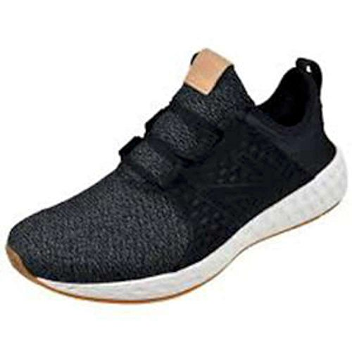 New Balance Men's Fresh Foam Cruz Knit Running Shoe, Size: 10 Width: D Color: Castlerock/Sea Salt/Gum