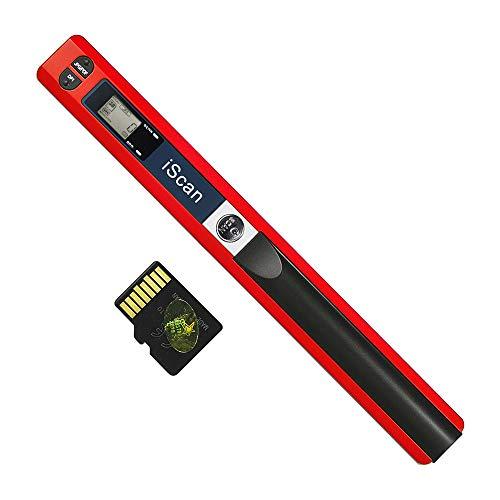 Festnight Scanner portatile a mano senza fili...