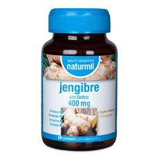 ZENZERO - Antidolorifico naturale e antiossidante in compresse | Aiuta circolazione gambe | Anti nausea, vomito, aiuta la digestione difficile, sollievo stomaco