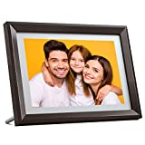 Dragon Touch Digital Picture Frame WiFi 10 inch IPS Touch Screen HD Display, 16GB Storage,...