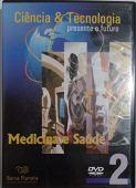 Dvd Medicina E Saúde Barsa Planeta Dvd 2.