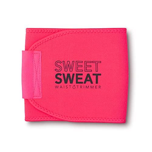 Sweet Sweat Waist Trimmer - XXL Neon Pink
