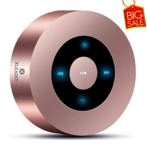 XLEADER SoundAngel (2 Gen) Enceinte Bluetooth Tactile 5W avec boîtier...