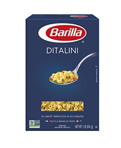 Barilla Ditalini Pasta, 16 oz