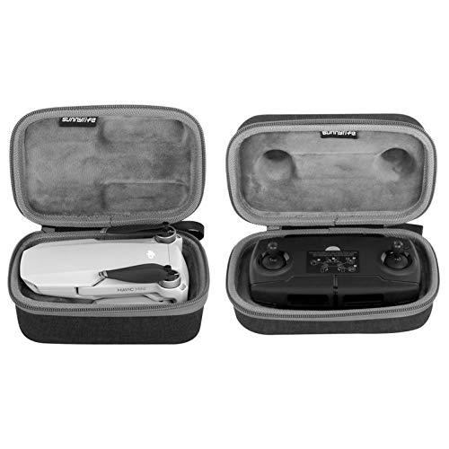 iEago RC Mavic Mini Carrying Case Portatile Drone Corpo Case + Telecomando Borsa di stoccaggio con Moschettone Borsa da viaggio per DJI Mavic Mini Drone Accessori