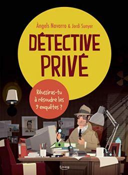 Détective privé (livre jeu)