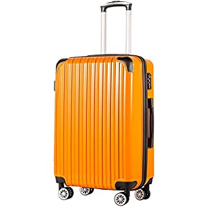 Important: Measurement data including wheels and handles. Please choose the size you need to purchase. Dimensions S: 56x39x22cm(Including wheels and handles). Capacity: 38L. Weight: 2.9kg. Dimensions M:67x45x25cm(Including wheels and handles).Capacit...