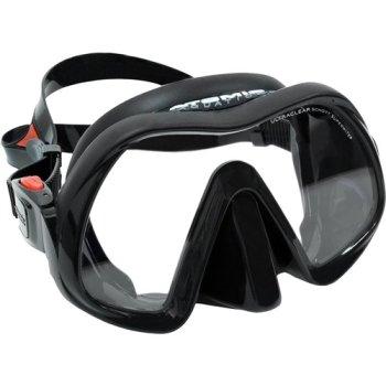 Atomic Venom Frameless Mask, All Black