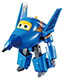 Super Wings EU710270 Transforming Super Wings,  Jerome, Blue, 12 cm, YW710230