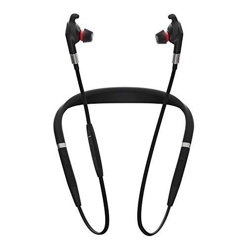 Jabra Evolve 75e écouteurs Bluetooth avec Réduction de Bruit Active