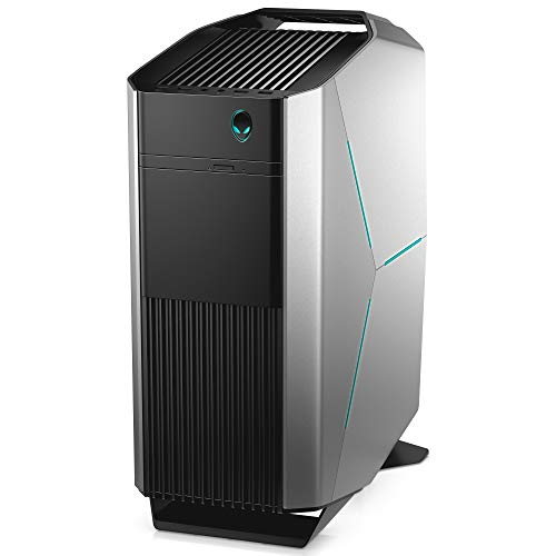 Dell ゲーミングデスクトップパソコン ALIENWARE AURORA Core i7 エピックシルバー 20Q11/Win10/16GB/128GB...