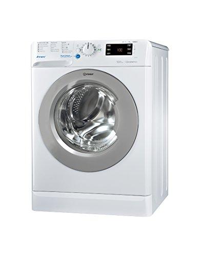Indesit BWE 91284X WSSS IT Libera installazione Carica frontale 9kg 1200Giri/min A+++ Bianco lavatrice
