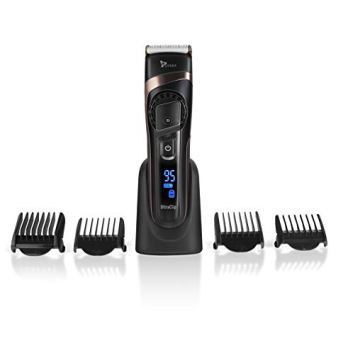 SYSKA HB100 Ultraclip Hair Clipper and Trimmer Super Fast Charging (Black)