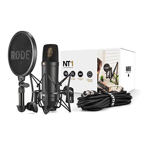 RODE Microphones ロードマイクロフォンズ NT1 Kit コンデンサーマイクキット NT1KIT
