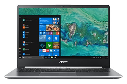 Acer Swift 1 SF114-32-P56T Notebook con Processore Intel Pentium Silver N5000, Ram da 4 GB DDR3, 128...