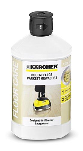 Karcher Accessorio Per Prodotti Indoor - Cera per Parquet, RM 530 per FP 303