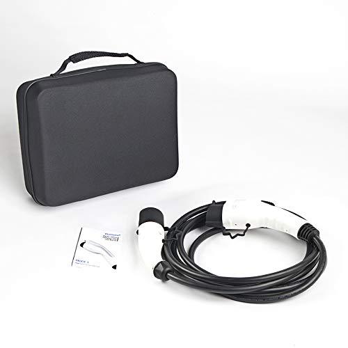 DUOSIDA Cargador portátil EV Tipo 1 a Tipo 2(32a) Cable de Carga para vehículos eléctricos