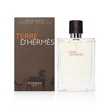 6. Hermes Terre d'Hermes Eau de toilette