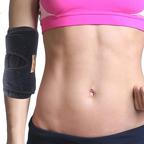Everyday Medical Ellenbogen Bandagen für Herren & Damen | Ideal als Ellenbogenbandage, Bandage bei Arthrose Ellbogen, Ellenbogen Sehnenscheidenentzündung & Ellenbogenbandagen, Tennisarm Manschette