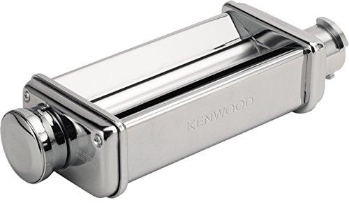 Kenwood KAX980ME Sfogliatrice per Impastatrice Planetaria KCC+KVC+KVL+KMX, Acciaio Inossidabile,...