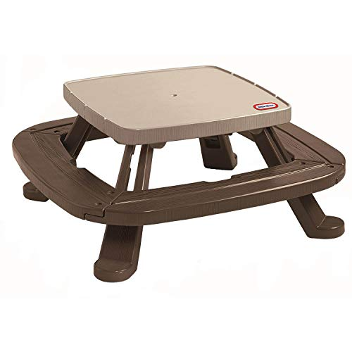 Little Tikes Fold N Store Picnic Table Buy Online In Jamaica At Desertcart