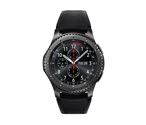 SAMSUNG Gear S3 Frontier Smartwatch (Bluetooth), SM-R760NDAAXAR