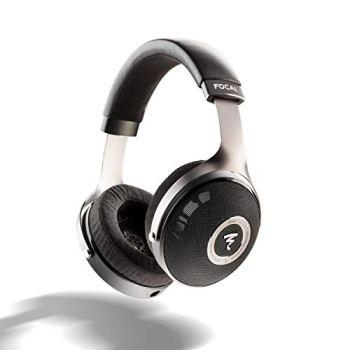 Focal Elear Open-Back Over-Ear Headphones (Black) (Renewed)